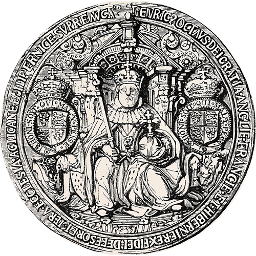 The Great Seal of Henry VIII