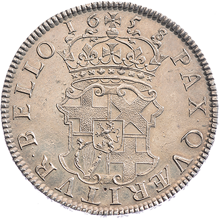 1658 Crown EF Reverse