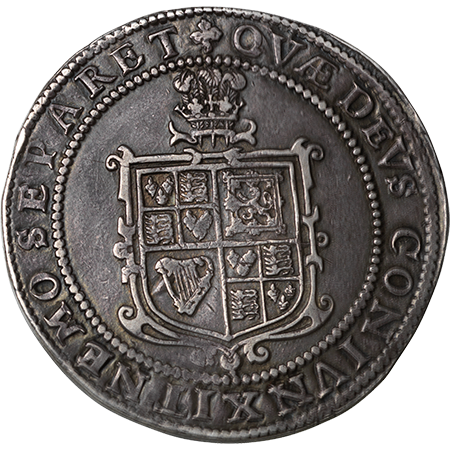 1624 Crown GVF/NEF Reverse