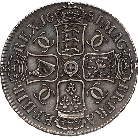 1681 Crown GVF Reverse