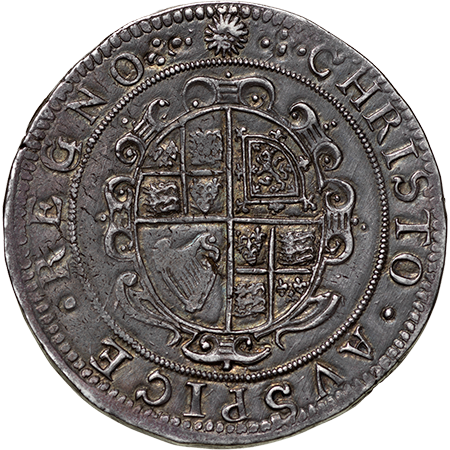 1645 Crown GVF Reverse