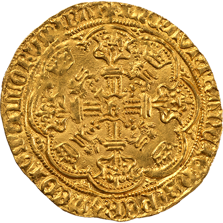 1431 Noble Mint state Reverse