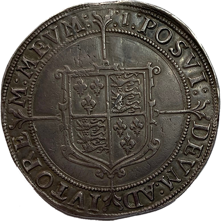 1601 Crown EF/NEF Reverse